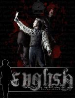 Sweeney Todd English Notebook by Sagephyer