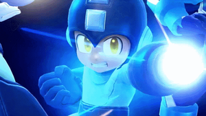 Mega Man's Final Smash! - SSB Wii U/3DS (2014) by RoxasXIIIK