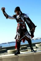 Ezio Auditore Assassins Creed II Katsucon 2012 by Winged-Mouz