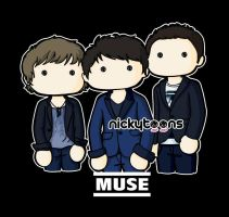 Muse by NickyToons