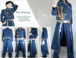 Roy mystang Cosplay Costume by cosplayblog