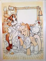Mlp FF 8 part 4 by andypriceart
