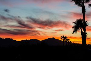 Tucson Sunset by adanielescu