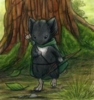 Mouse Guard RP Bella by Astrocat