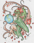 Mother Nature by trana-girl426