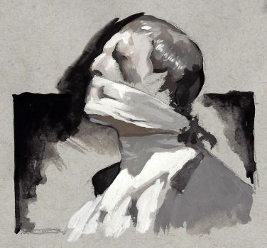 Mead Schaeffer Study by i-am-mighty