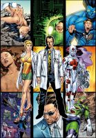 META DOCS cover color by DaneRot