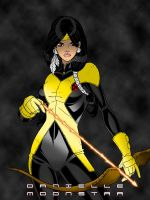 Windriderx23's Dani Moonstar by OracleX7