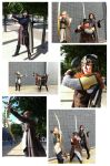 Lord of the Rings cosplay by LauraTolton