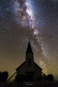 A church lost in New Zealand by frogsjourney