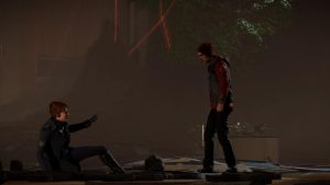inFAMOUS Second Son: Retribution by RedTizer