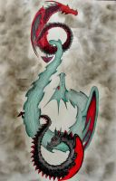 666 - dragons by HoLLyp0p