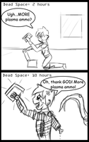 The Dead Space Experience by Lekonua