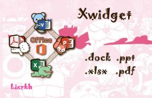 Office L Xwidget Liszkh by Liszkh