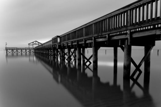 Long Pier 11409793 by StockProject1