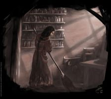 Morning Sweeper by Griatch-art