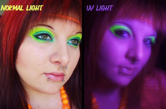 Nuclear Grasshopper by itashleys-makeup