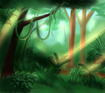 Speedpaint Jungle by geekgirl8