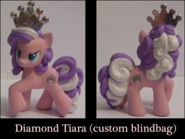 Diamond Tiara Blindbag by Darksilverhawk