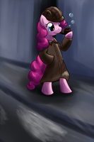 Detective Pie is on the case by Whatsapokemon
