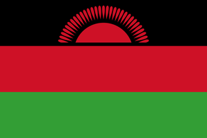Old Flag of Malawi by LlwynogFox