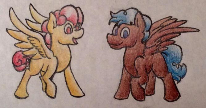 Whooo could they be? by foger3