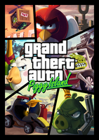 Grand Theft Auto - Piggy Island by Kantanen