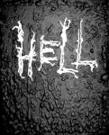 HELL LOGO by ABSORBDEATH