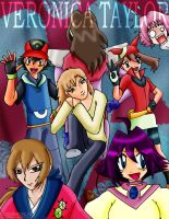 VAC: Veronica Taylor by Kirbopher15