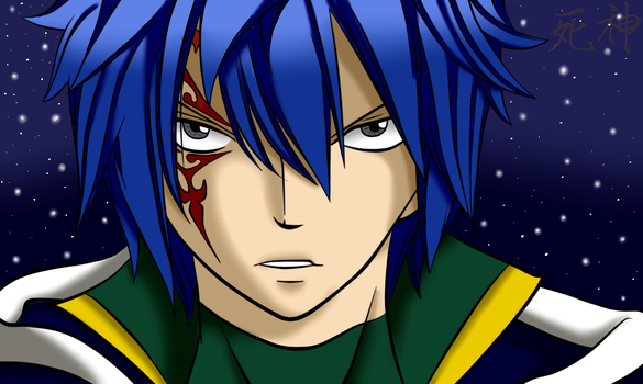 Jellal Fairy Tail by XxxHimari-chanxxX