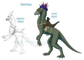 Ostritas' Makeover by KanaScott
