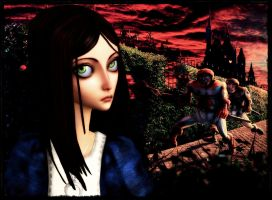 American Mcgee's Alice by jagged66