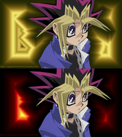 Yugi - No Way With Other BG by usagisailormoon20