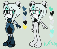 Minty Reference :PC: by XPsychotic-Nightmare
