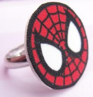Spiderman Ring by MicheeMee