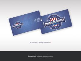 A.D business card by jooyousef