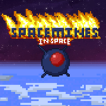 Space Mines IN SPACE by Junksprite