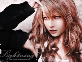 Lightning Farron by FallenSoldier-X