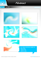Abstract wallpapers by xithium