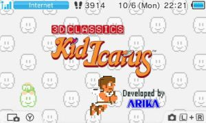 3D Classics:  Kid Icarus by UKD-DAWG