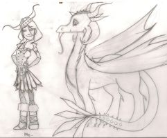 HTTYD ID WIP by dreaminglagoon