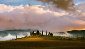 SunsetTuscany by AlexGutkin