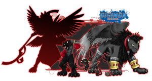 Digimon Origins_Rockymon by EmeraldSora