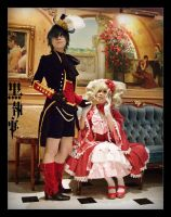 Black Butler ::02 by Cvy