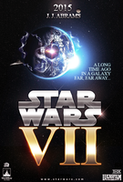Star Wars: Episode VII - Fanmade-Poster by Crussong