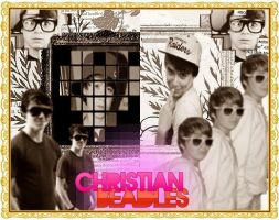 Christian Beadles Blend by ItoEdiciones