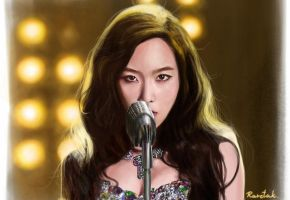 Taeyeon  Crazy In Love by raretak