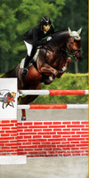 Eventing - Part I - Finished by Jazuac