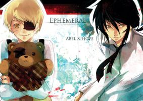 EPHEMERAL - Abel and Hope by EphemeralComic