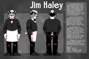 TW Ref: Jim Haley by Geistlicher